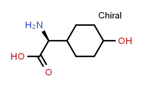225780-73-4 | (S)-2-Amino-2-(4-hydroxycyclohexyl)acetic acid