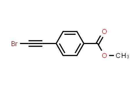 225928-10-9   Methyl 4-(bromoethynyl)benzoate