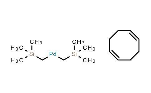 225931-80-6 | Bis[(trimethylsilyl)methyl](1,5-cyclooctadiene)palladium(II)
