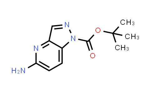 2259642-18-5 | tert-Butyl 5-amino-1H-pyrazolo[4,3-b]pyridine-1-carboxylate