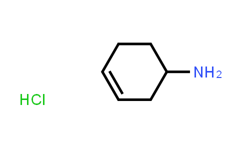 22615-33-4   Cyclohex-3-en-1-amine hydrochloride