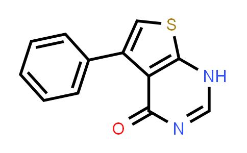 DY550967   35978-39-3   5-Phenylthieno[2,3-d]pyrimidin-4(1H)-one