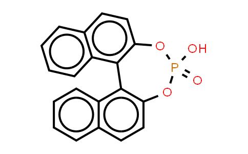 39648-67-4 | (R)-(-)-1,1'-Binaphthyl-2,2'-diyl Hydrogenphosphate