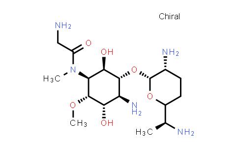 MC560372   55779-06-1   Astromicin
