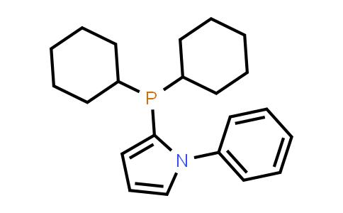672937-60-9   2-(Dicyclohexylphosphino)-1-phenyl-1H-pyrrole