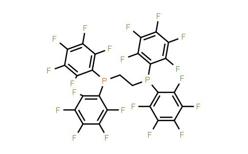 76858-94-1 | 1,2-Bis(bis(perfluorophenyl)phosphino)ethane