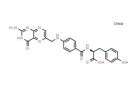 76910-23-1   Pteroyl-L-tyrosine