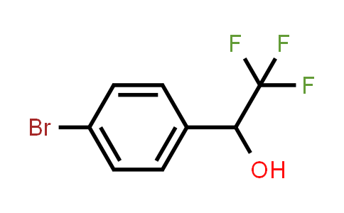 76911-73-4   1-(4-Bromophenyl)-2,2,2-trifluoroethanol