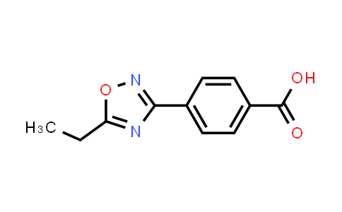 769132-76-5 | 4-(5-Ethyl-1,2,4-oxadiazol-3-yl)benzoic acid