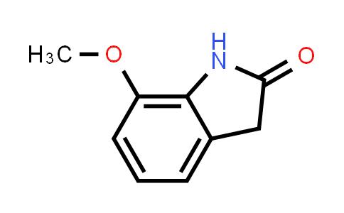 7699-20-9 | 7-Methoxyindolin-2-one
