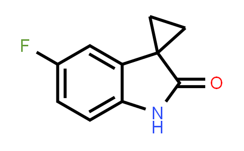 769965-95-9   5'-Fluorospiro[cyclopropane-1,3'-indolin]-2'-one