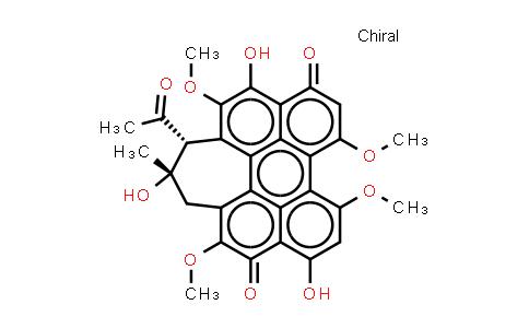 77029-83-5   Hypocrellin A