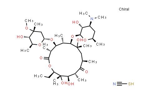 7704-67-8 | Erythromycin (thiocyanate)