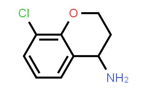 770690-25-0 | 8-Chlorochroman-4-amine