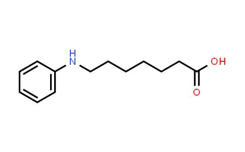 7707-02-0 | Heptanoic acid, 7-(phenylamino)-