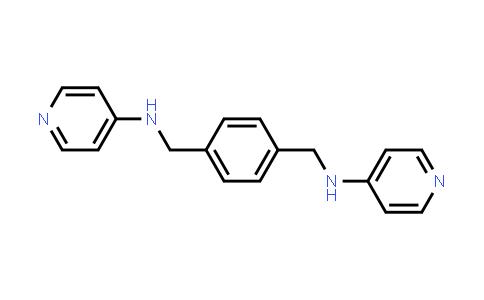 770706-82-6   N,N'-(1,4-Phenylenebis(methylene))bis(pyridin-4-amine)
