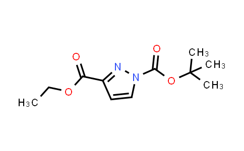 MC576141 | 870532-76-6 | 1-(tert-Butyl) 3-ethyl 1H-pyrazole-1,3-dicarboxylate