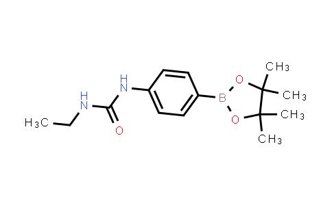 MC576552 | 874291-00-6 | 1-Ethyl-3-(4-(4,4,5,5-tetramethyl-1,3,2-dioxaborolan-2-yl)phenyl)urea