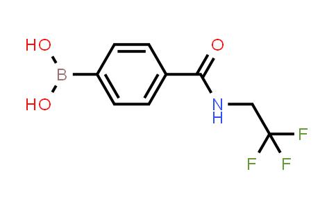 MC576570 | 874459-90-2 | (4-((2,2,2-Trifluoroethyl)carbamoyl)phenyl)boronic acid