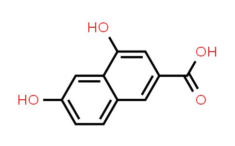 MC576756 | 876483-85-1 | 2-Naphthalenecarboxylic acid, 4,6-dihydroxy-