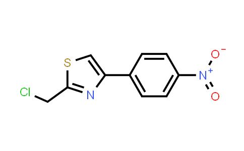 MC578169   89250-26-0   2-(Chloromethyl)-4-(4-nitrophenyl)thiazole