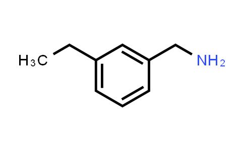 DY580722 | 93071-79-5 | (3-Ethylphenyl)methanamine