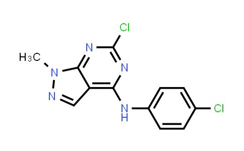 DY580767 | 931720-94-4 | 6-Chloro-N-(4-chlorophenyl)-1-methyl-1H-pyrazolo[3,4-d]pyrimidin-4-amine