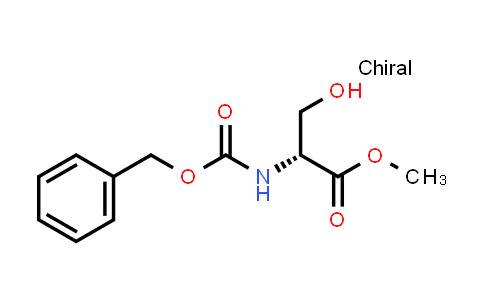 DY580779 | 93204-36-5 | Methyl ((benzyloxy)carbonyl)-D-serinate