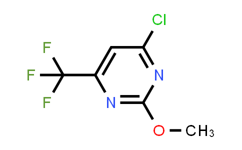 DY580803 | 932701-90-1 | 4-Chloro-2-methoxy-6-(trifluoromethyl)pyrimidine