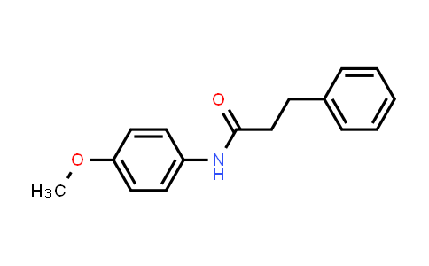 MC583296 | 97754-31-9 | N-(4-Methoxyphenyl)-3-phenylpropanamide