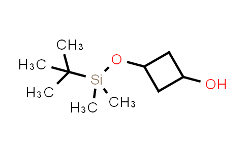 DY583957 | 1089709-08-9 | 3-[(tert-butyldimethylsilyl)oxy]cyclobutan-1-ol