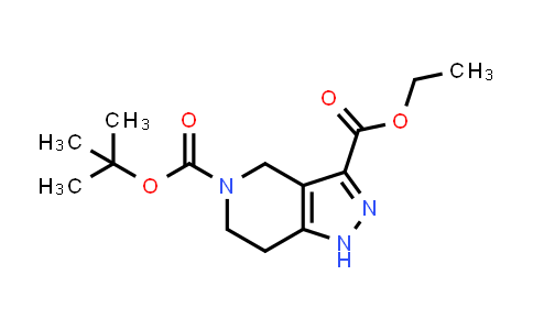 DY583985 | 518990-23-3 | 5-tert-butyl 3-ethyl 1H,4H,5H,6H,7H-pyrazolo[4,3-c]pyridine-3,5-dicarboxylate