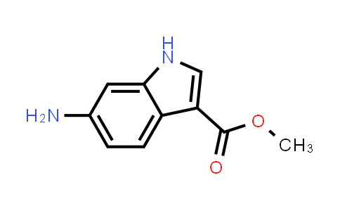 DY584005 | 1249763-34-5 | methyl 6-amino-1H-indole-3-carboxylate