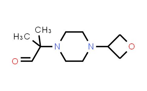 DY584058 | 1575591-71-7 | 2-methyl-2-(4-oxetan-3-yl-piperazin-1-yl)-propionaldehyde