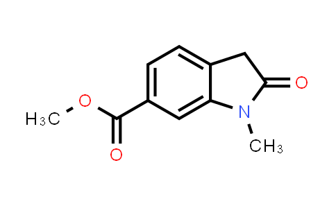 DY584096 | 1638764-31-4 | methyl 1-methyl-2-oxo-2,3-dihydro-1H-indole-6-carboxylate