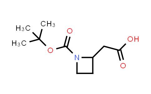DY584168 | 1781968-79-3 | 2-{1-[(tert-butoxy)carbonyl]azetidin-2-yl}acetic acid
