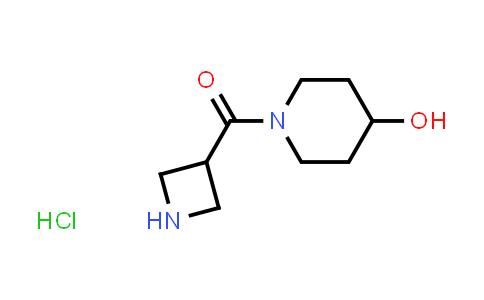 DY584173 | 2227204-99-9 | 1-(azetidine-3-carbonyl)piperidin-4-ol hydrochloride
