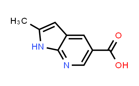 DY584180 | 1428929-59-2 | 2-methyl-1H-pyrrolo[2,3-b]pyridine-5-carboxylic acid