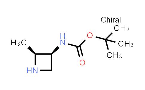 DY584230 | 2007915-43-5 | tert-butyl N-[cis-2-methylazetidin-3-yl]carbamate
