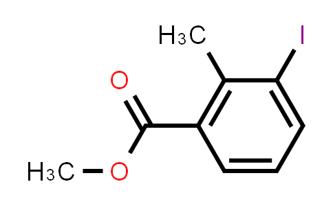 MC584252 | 52570-33-9 | Methyl 2-methyl-3-iodobenzoate