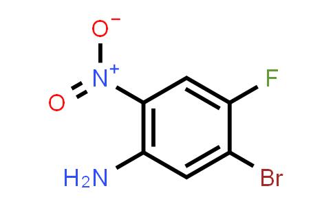 MC584253 | 1052686-50-6 | 5-Bromo-4-fluoro-2-nitroaniline