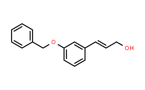 MC584259 | 155697-42-0 | 3-Benzyloxycinnamyl alcohol