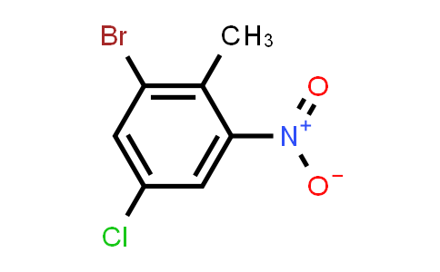 DY584265 | 885518-95-6 | 2-Bromo-4-chloro-6-nitrotoluene