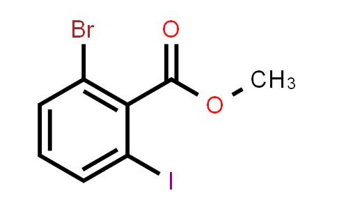 MC584267 | 1261840-81-6 | Methyl 2-bromo-6-iodobenzoate