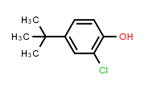 98-28-2 | 4-Tert-butyl-2-chlorophenol