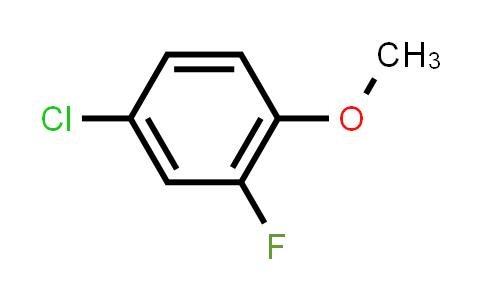 MC584280 | 452-09-5 | 4-chloro-2-fluoroanisole
