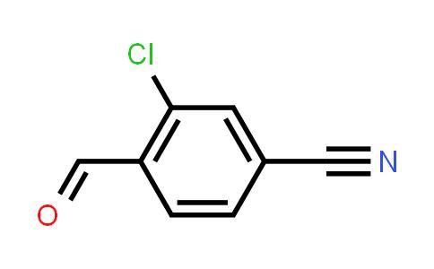 MC584290 | 58588-64-0 | 2-Chloro-4-cyanobenzaldehyde