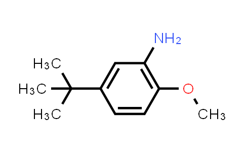 MC584291 | 3535-88-4 | 2-Amino-4-tert-butylanisole