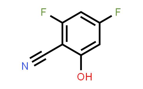 MC584298 | 1261793-35-4 | 2,4-Difluoro-6-hydroxybenzonitrile