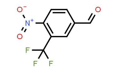 MC584303 | 101066-57-3 | 4-Nitro-3-(trifluoromethyl)benzaldehyde